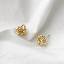 OBJET KNOT EARRING #1REVISITED